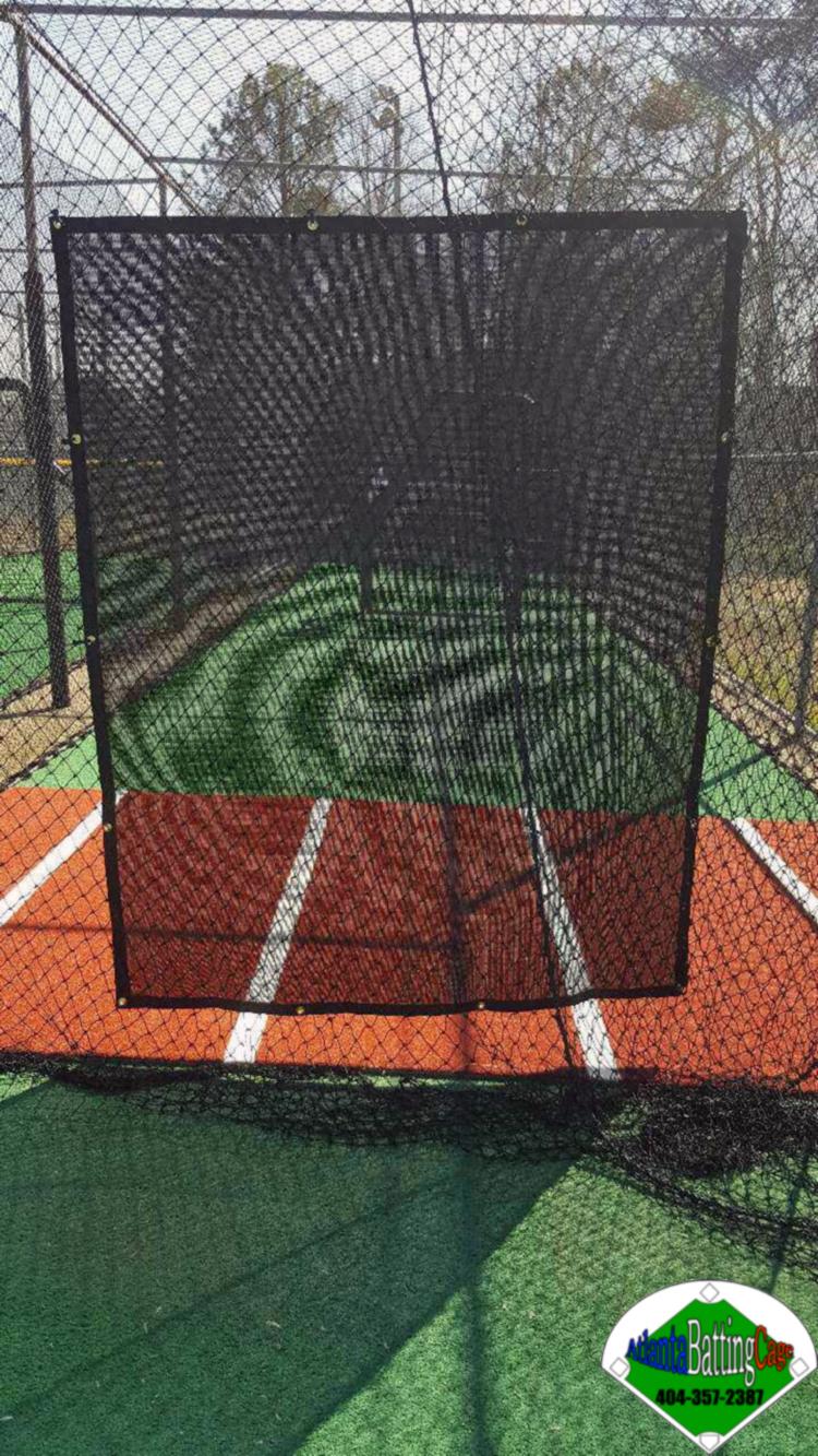 batting cage netting